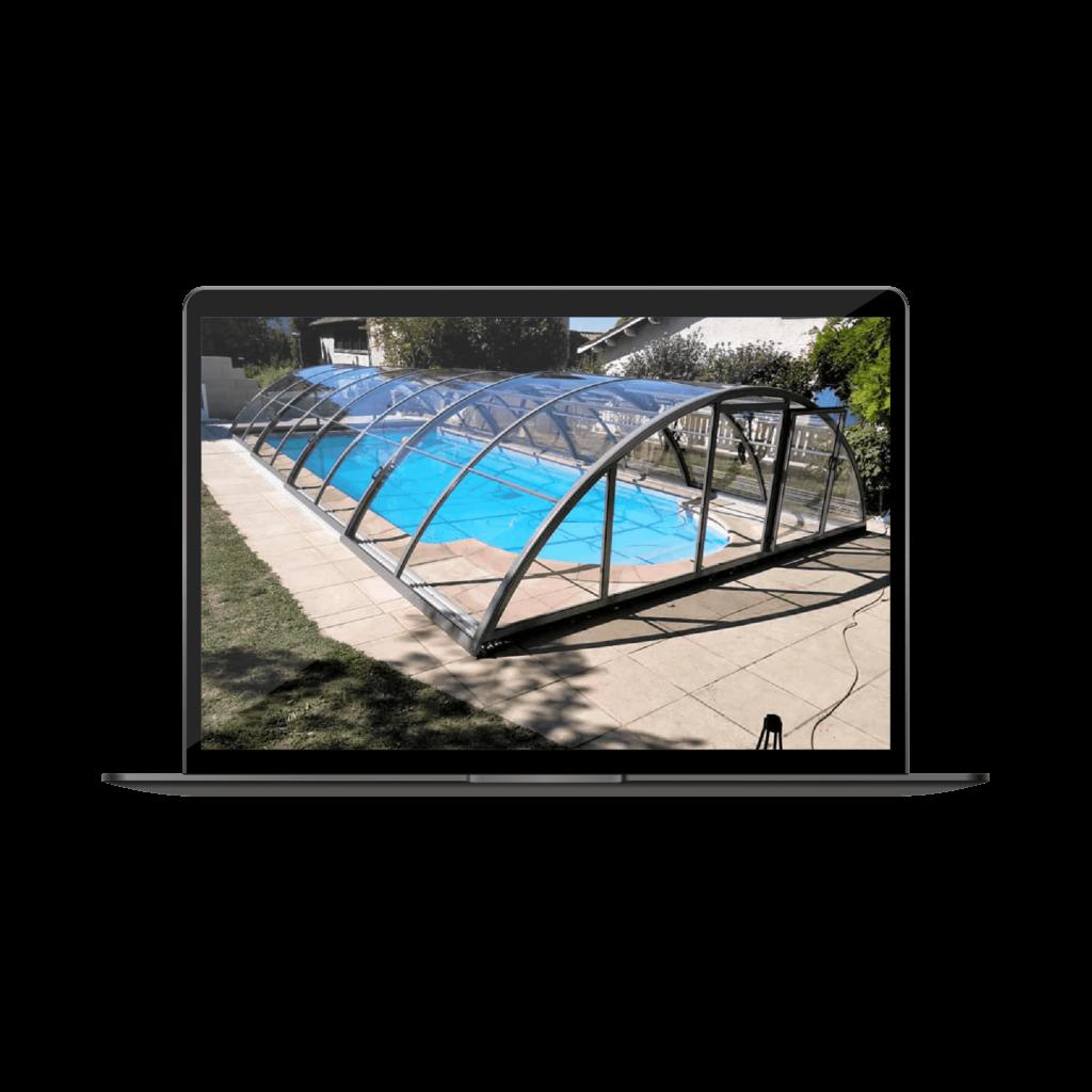 pc réalisation 3d piscine